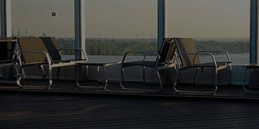 Терраса на крыше и балконе