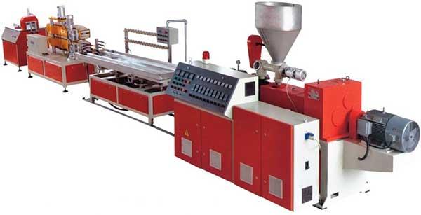 Оборудование для производства террасной доски
