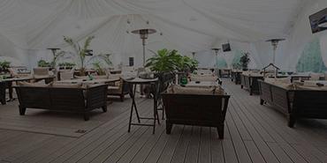Террасы для ресторанов и кафе