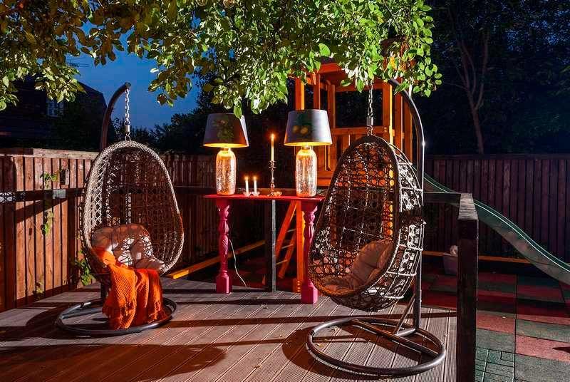 Мебель и декоративные элементы