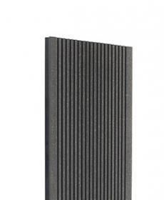 Террасная доска дпк полнотелая TERRADECK ECO 2.0 (Россия) цвет серый
