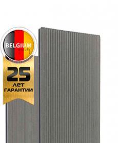 Террасная доска дпк полнотелая TWINSON MASSIVE 9360 (Бельгия) цвет 509 каменно-серый