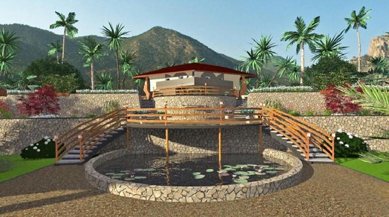 Дизайн-проект «Каменный краб»