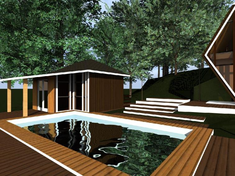 Индивидуальный жилой дом «СОТА»