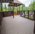 Частная терраса, Ватутинки, Terradeck Eco 4