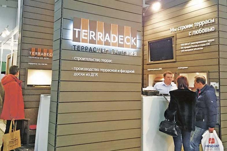 Террасы и вентфасады от компании «Террадек»